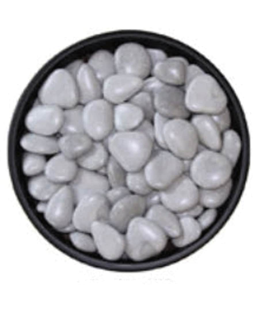 Top Dressing Topdressing Grey Poly Pebble