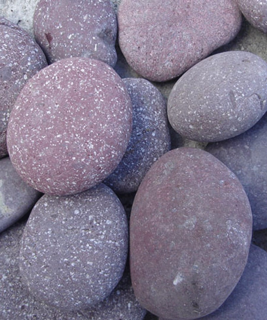 Top Dressing Topdressing Red Beach Stone