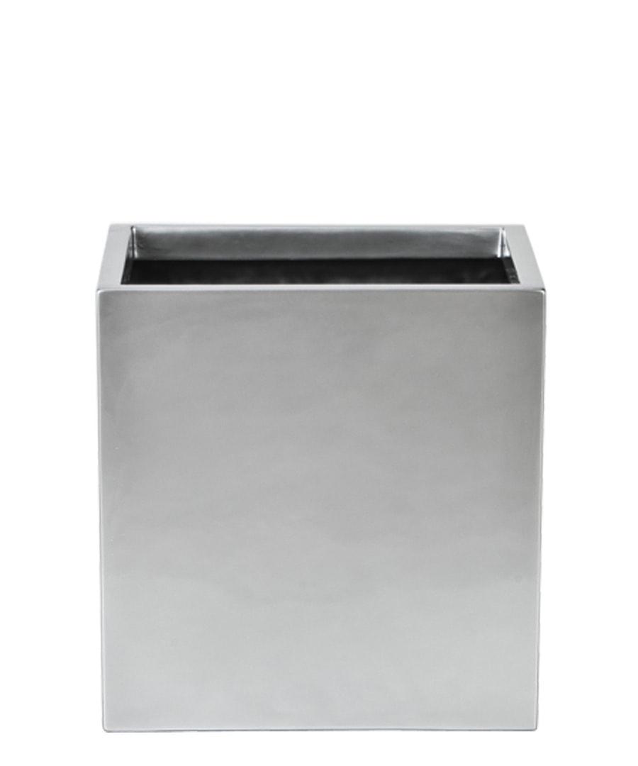 Fiberglass Container Planter Earth Cube