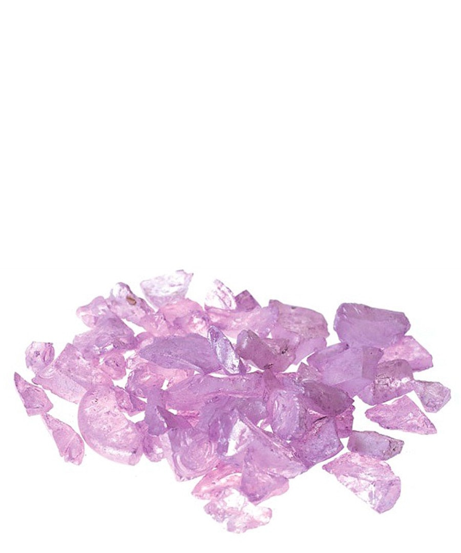 Top Dressing Topdressing Pink Crushed Glass