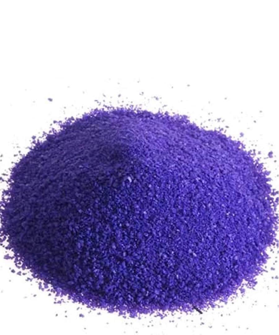Topdressing Top Dressing Purple Deco Sand