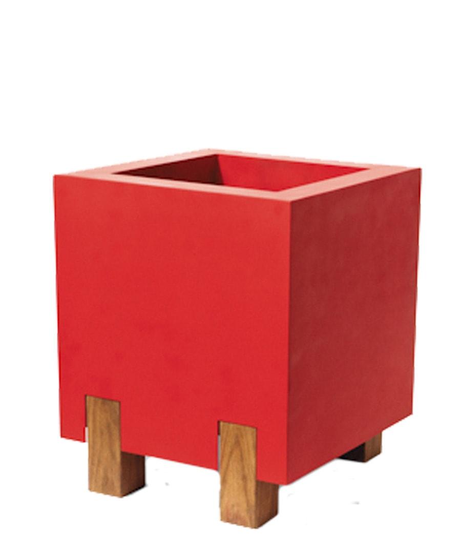 Fiberglass Container Stilt Planter