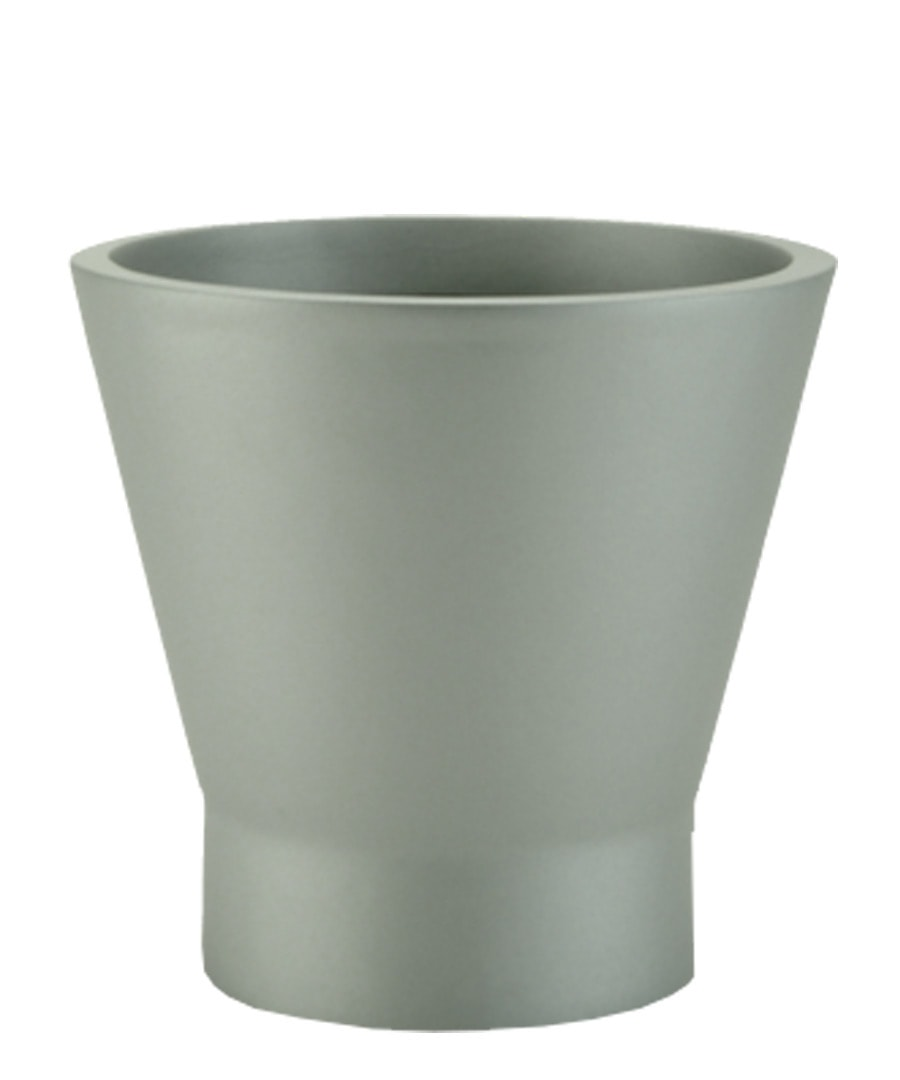 Fiberglass Container Planter Tier Cylinder